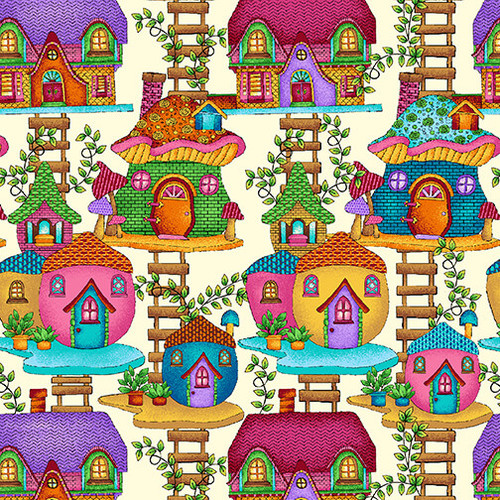 Fairy Land Packed Houses