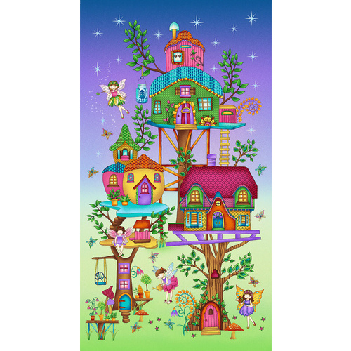 Fairy Land Fairies Panel
