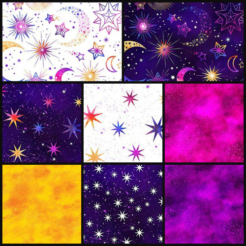 Cosmic Universe Digital 1/2m Bundle Purple