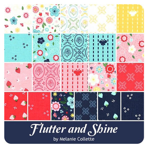 Flutter and Shine 1/2m Bundle