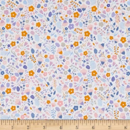 Florence Floral Yellow