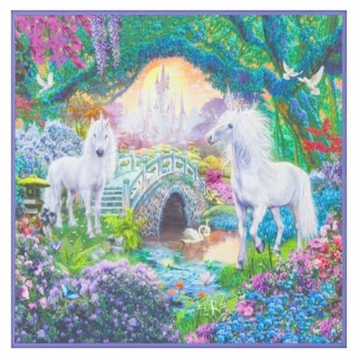 Picture This Unicorn Digital Panel
