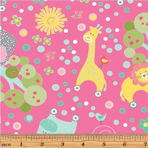 My Little Sunshine Animal Forest Pink