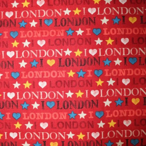 Remnant - I Love London 50cm