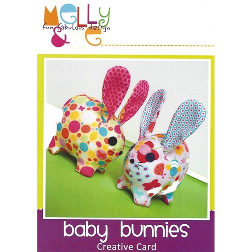 Baby Bunnies Girl Kit