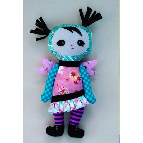 Freya Doll Softie Kit