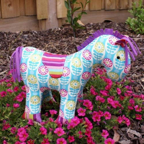Pipi Pony Softie Kit
