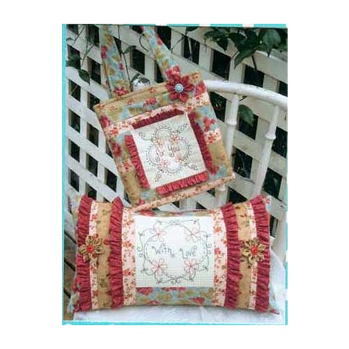 For You with Love Handbag and Pillow Kit