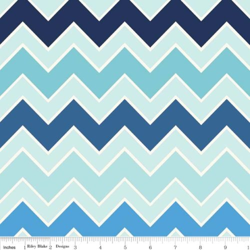 Medium Chevron Ocean