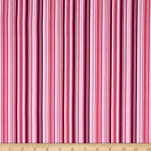 Summer Song Stripe Pink