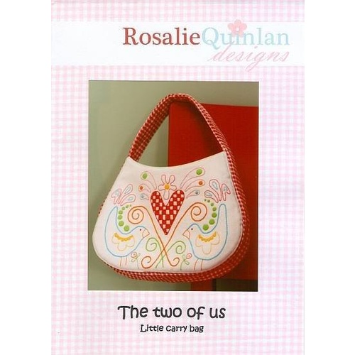 The Two of Us Bag Pattern