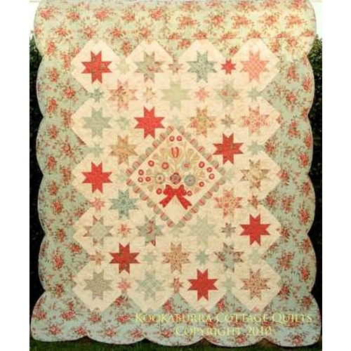 French Bouquet Quilt Pattern