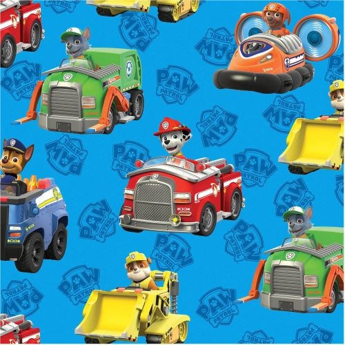 Paw Patrol Rescue Cars