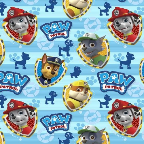Licensed Paw Patrol Stripe