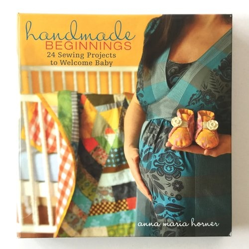Handmade Beginnings Pattern Book