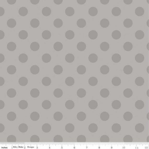 Sparkle Hollywood Medium Dot Grey