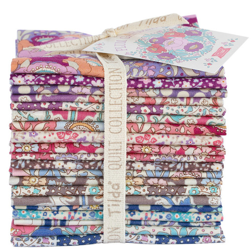 Plum Garden FQ Bundle
