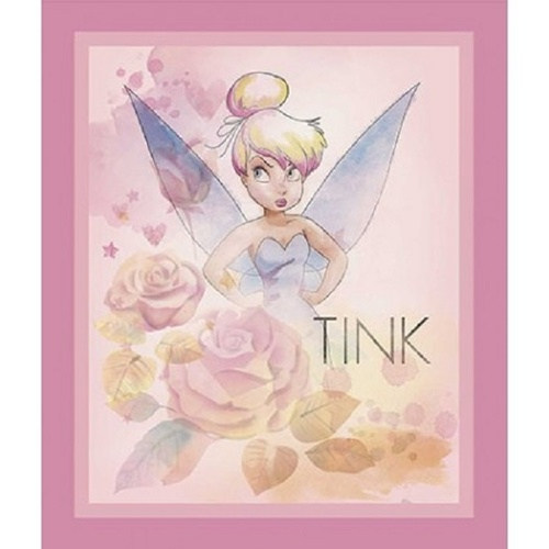 Licensed Disney Tinkerbell All The Stars Panel