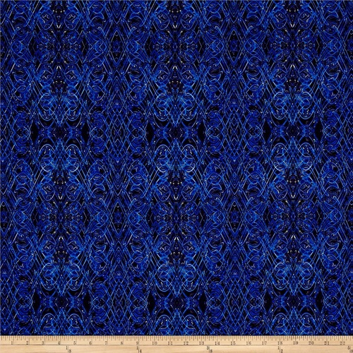 Kismet Flash Dance Cobalt Blue