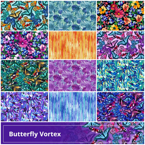 Butterfly Vortex 1m Bundle