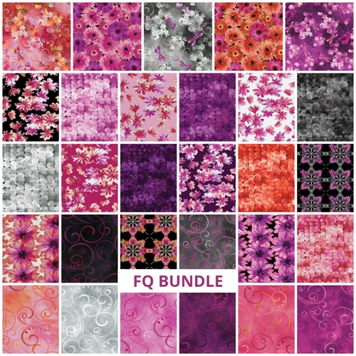 Blooming Beauty FQ Bundle