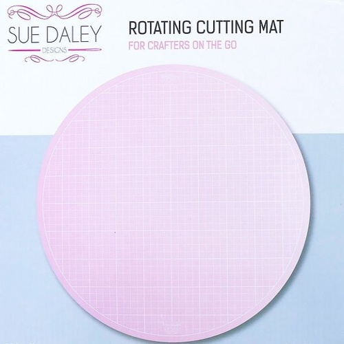 Sue Daley Designs Rotating Cutting Mat 10""