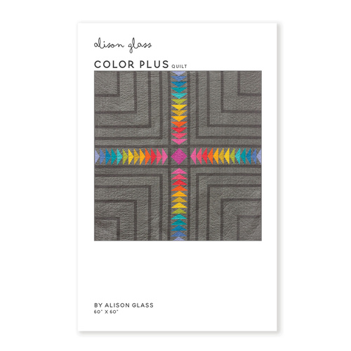Alison Glass Color Plus Quilt PATTERN ONLY