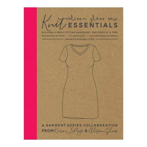 Alison Glass Knit Essentials Garment Booklet