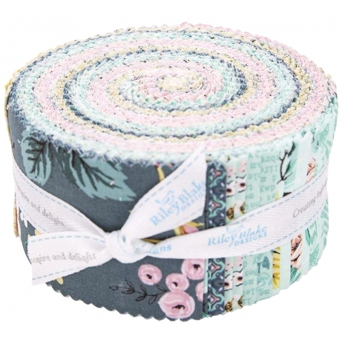Riley Blake Splendor Rolie Polie Jelly Strips