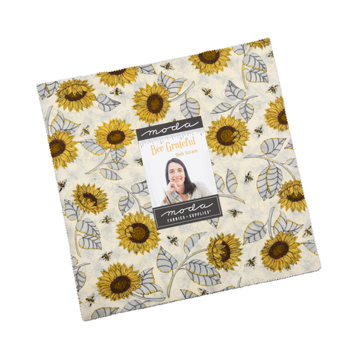 "Moda Bee Grateful 10"" Layer Cake"