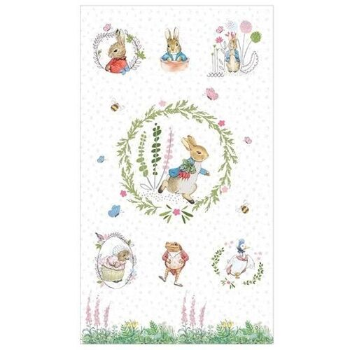 Licensed Beatrix Potter Peter Rabbit Digital Panel