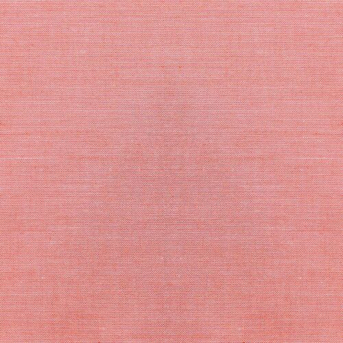 Tilda Chambray Textured Solid 160014 Coral