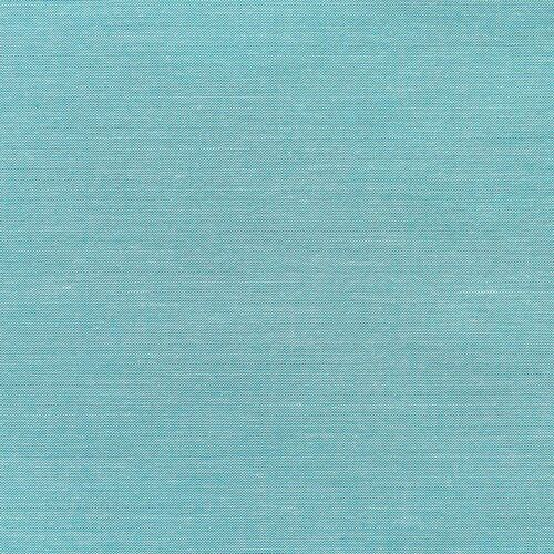 Tilda Chambray Textured Solid 160004 Teal