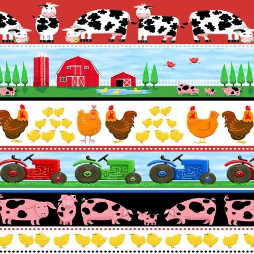 Farm Life Stripe