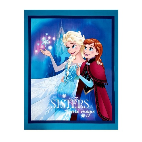 Licensed Disney Frozen Panel